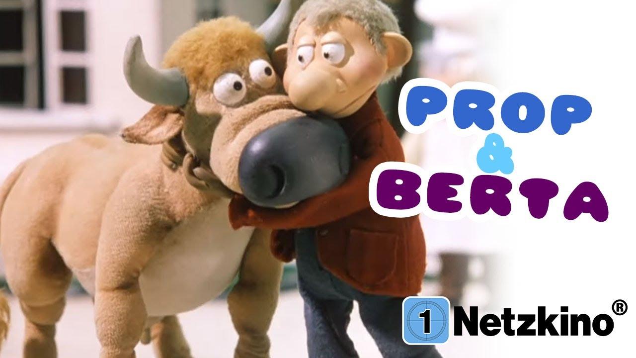 Prop und Berta (Familienfilm in voller Länge anschauen, ganzer Märchenfilm auf Deutsch)