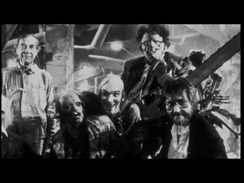 The Texas Chainsaw Massacre 2 - Making Of