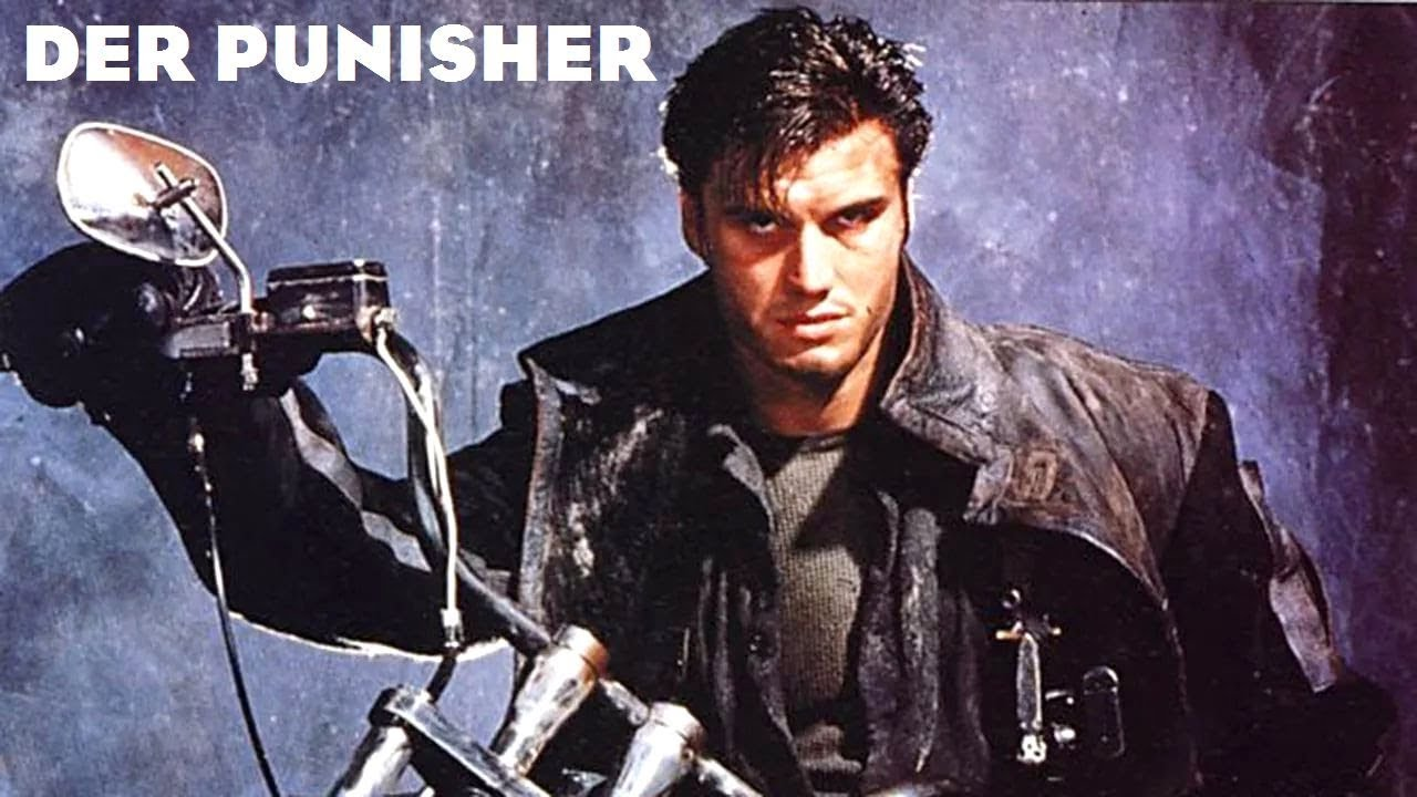 «DER PUNISHER» ganzer Film auf Deutsch (Dolph Lundgren) - Action/Krimi/Thriller