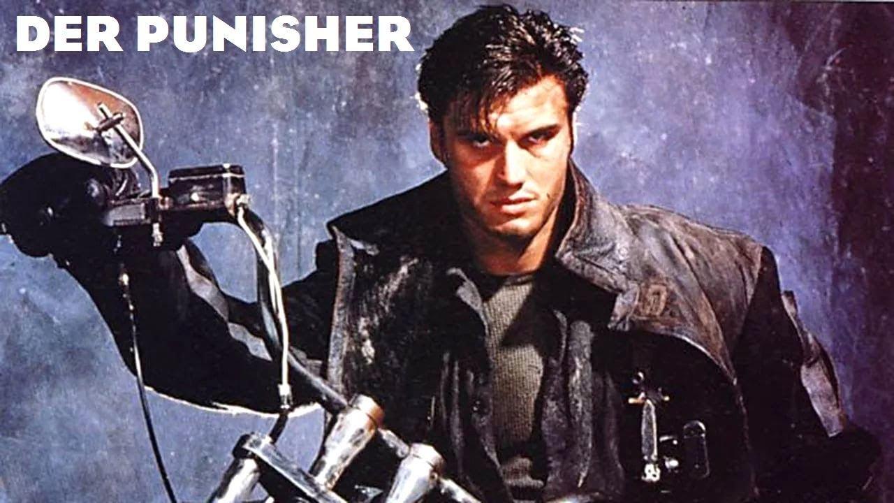 «DER PUNISHER» ganzer Film auf Deutsch (Dolph Lundgren) - Action/Krimi/Thriller