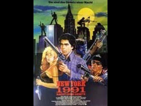 New York 1991- Nacht ohne Gesetz  ( Action ganzer Film uncut 1983 )