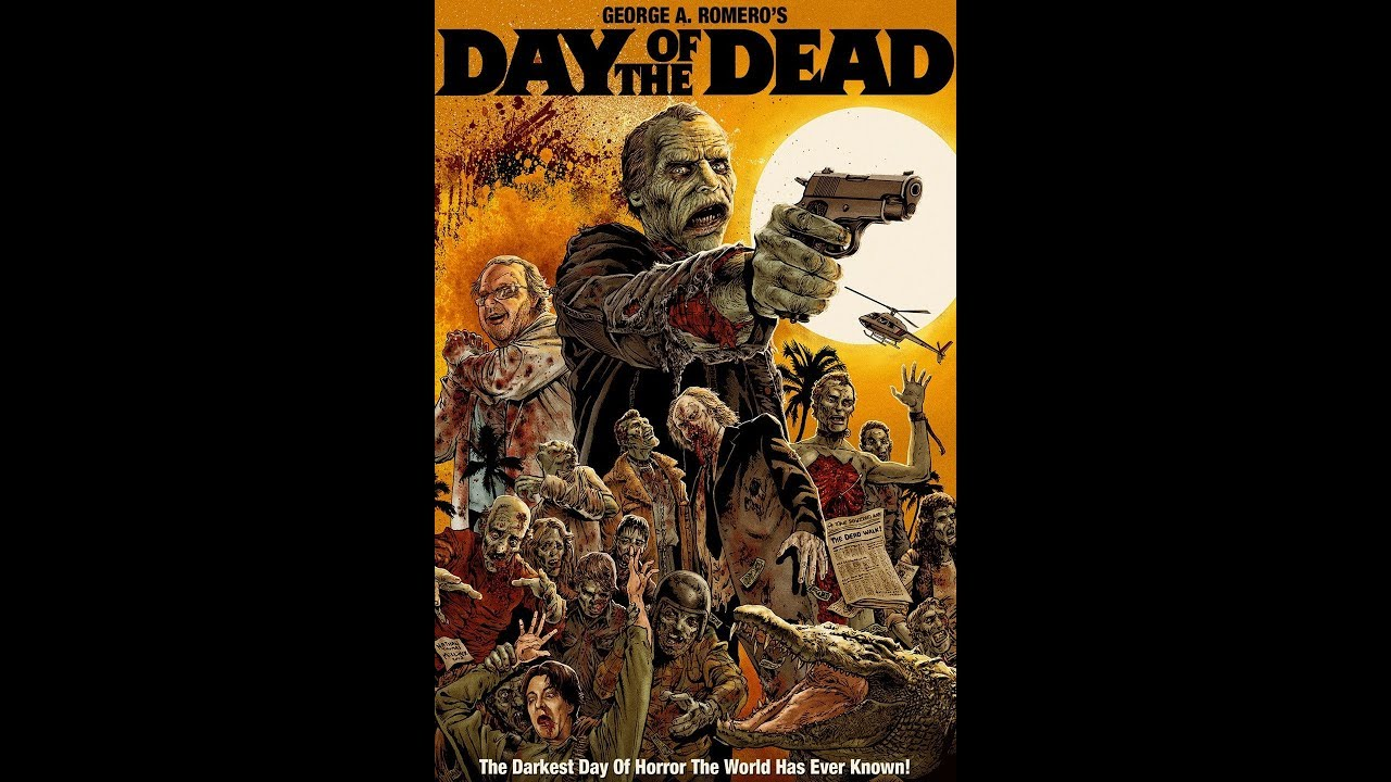 Zombie 2 - Day of the Dead (1985) HD (Horrorfilm auf Deutsch)