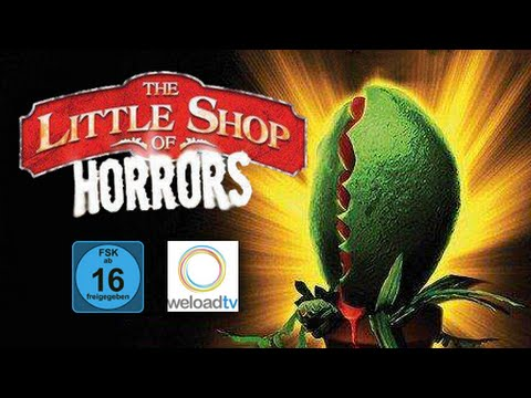 The Little Shop of Horrors - mit Jack Nicholson (Komödie | deutsch)