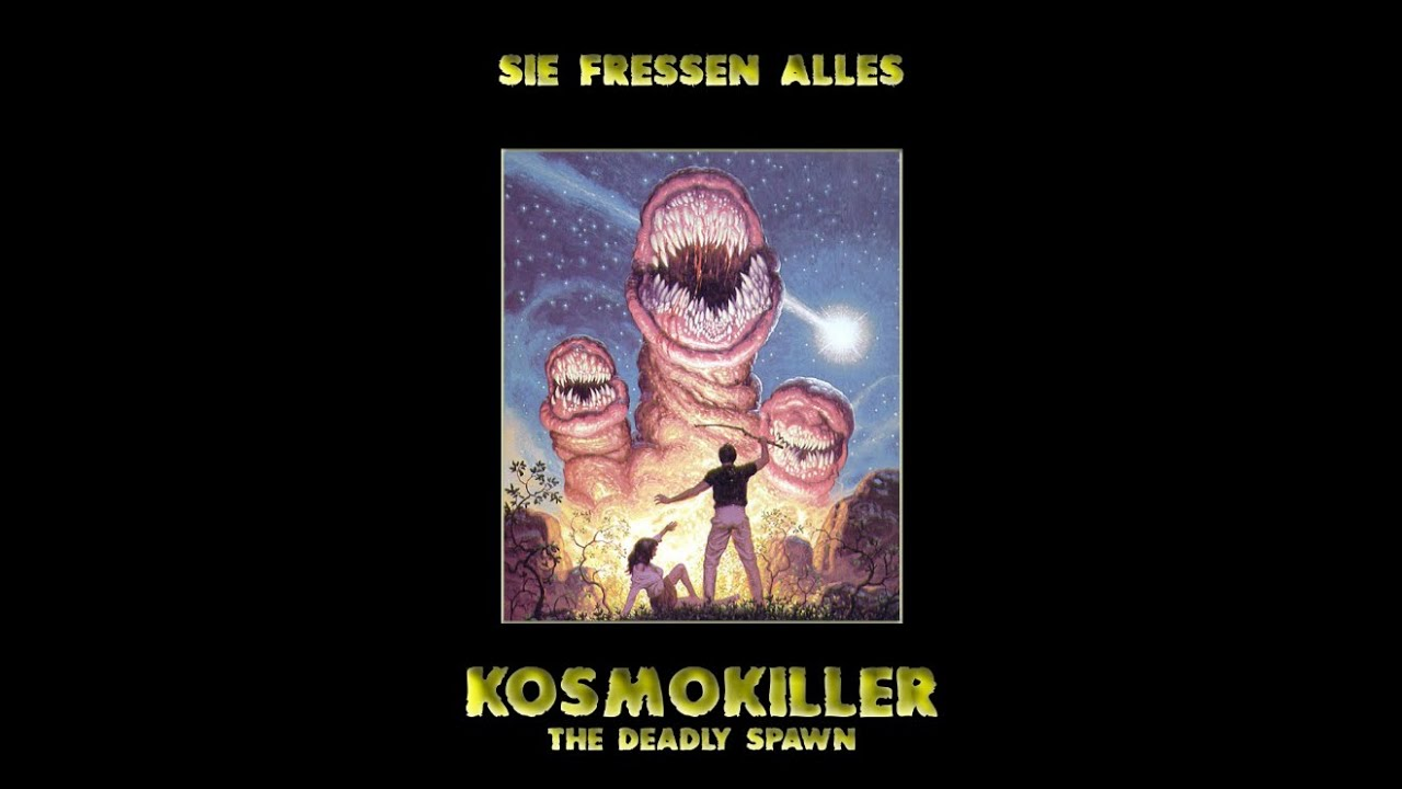 Kosmokiller - Sie fressen alles / komplett Deutsch 1983