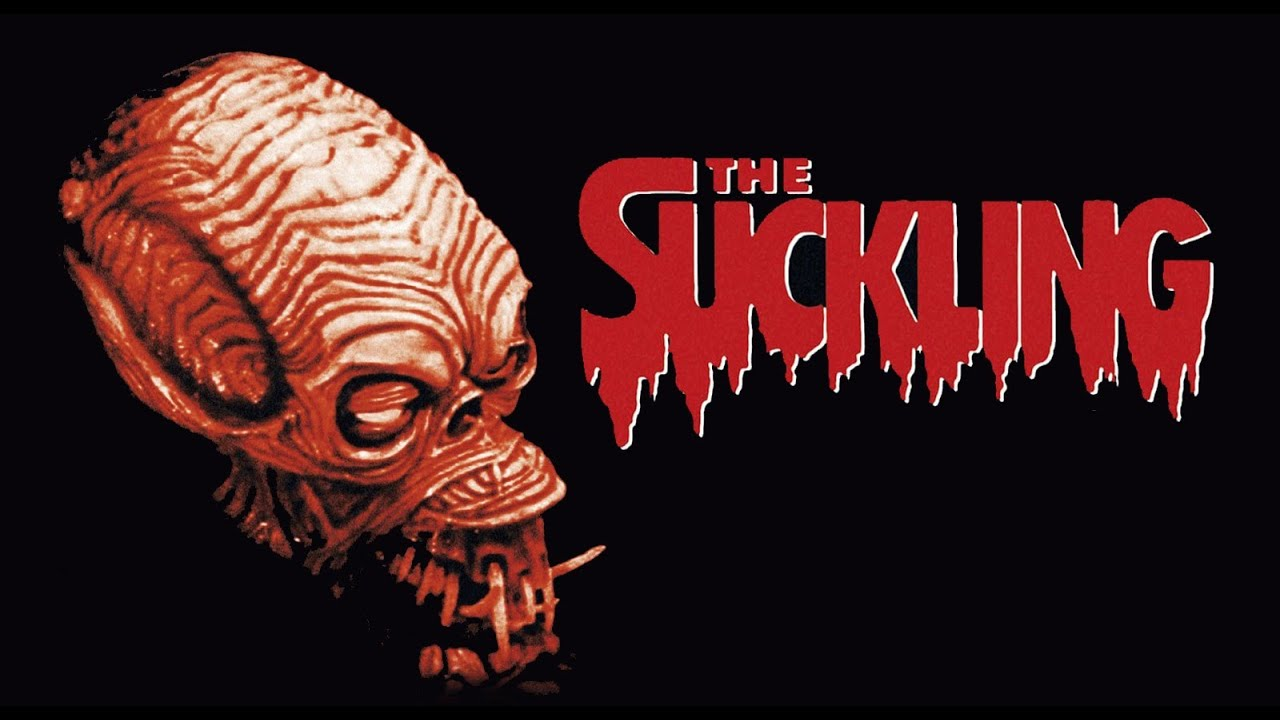 The Suckling (Sewage Baby, 1990) - sub español - HD