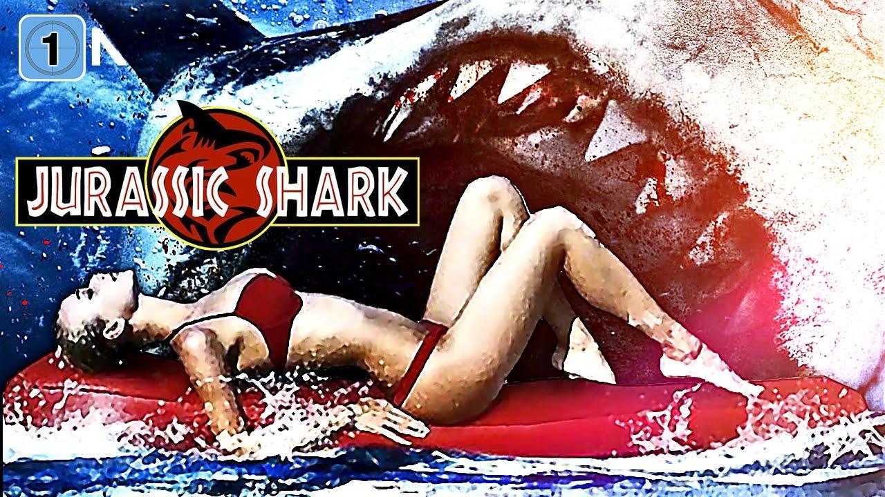 Jurassic Shark (Trash, Horror, ganze Filme auf Deutsch schauen, kompletter Horrorfilm auf Deutsch)