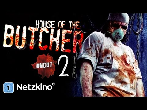 House of the Butcher 2 (Horror, Komödie, ganzer Film, kompletter Film auf Deutsch) | UNCUT