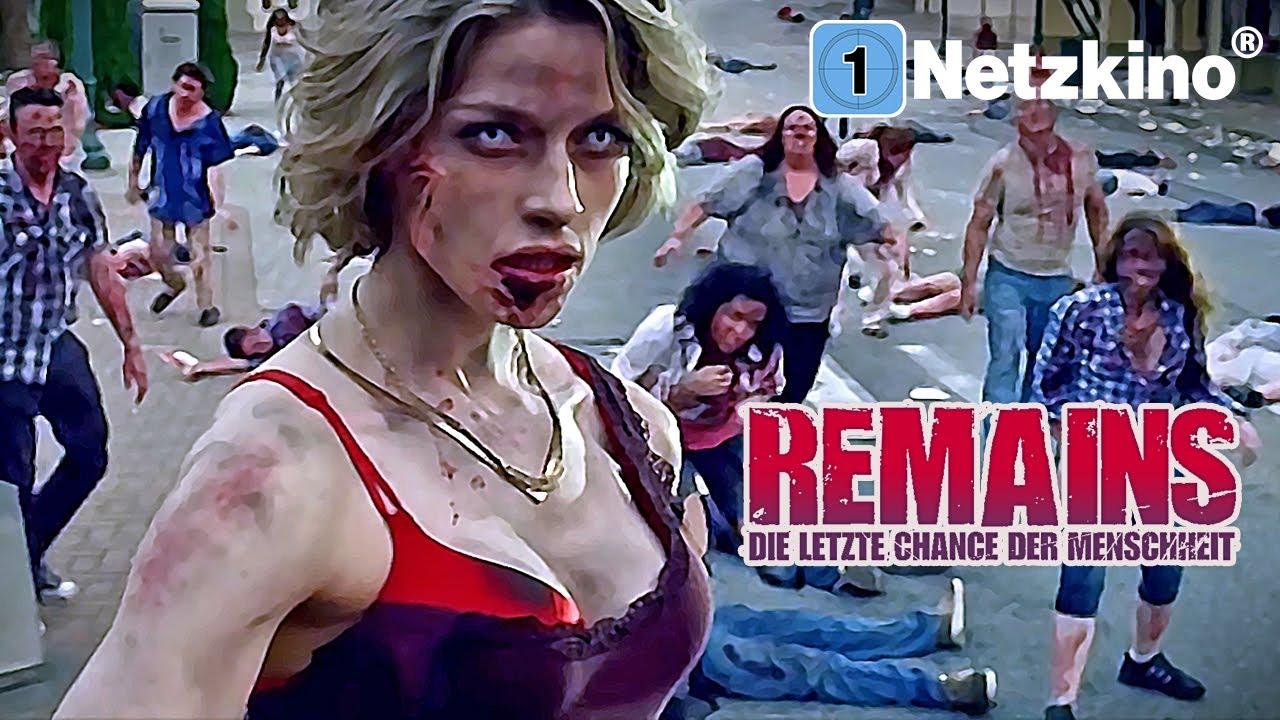 Remains - Die letzte Chance der Menschheit (Horrorfilm in voller länge, kompletter Film auf Deutsch)