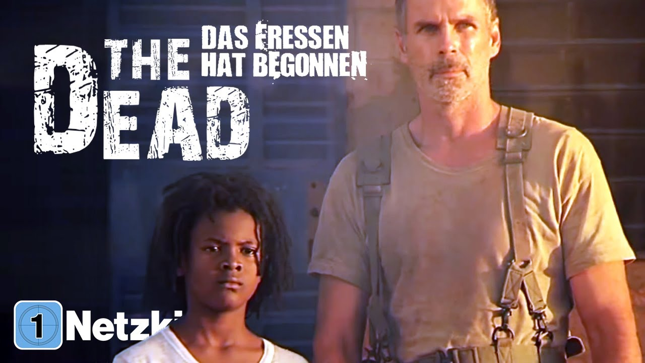 The Dead – Das Fressen hat begonnen – Uncut (Horror ganzer Film Deutsch Horrorfilme in voller Länge)