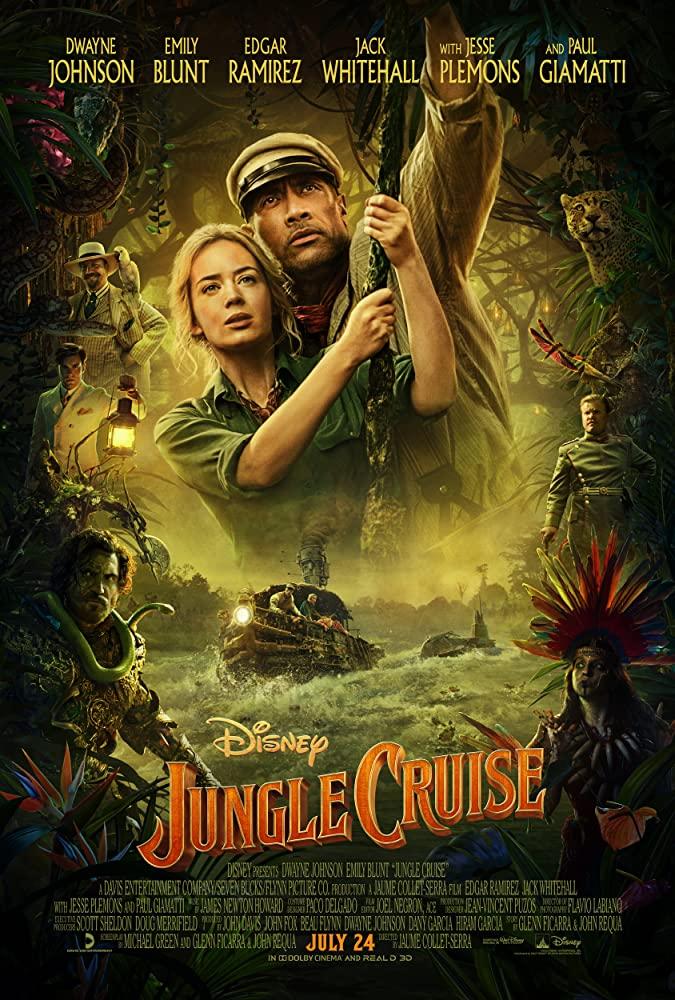 Jungle Cruise Kinostart