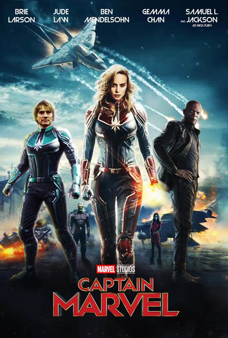 Captain Marvel 2019 index Film Online subtitrat In Romana
